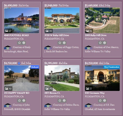 Property Search Results