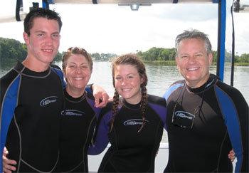 Tom Hart Family
